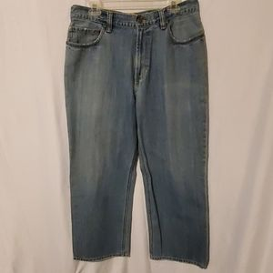 Old Nave mens extra loose Jean's 33x30